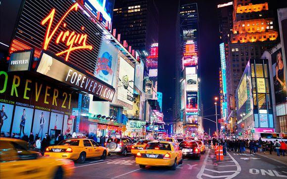 Nueva York y Miami te esperan