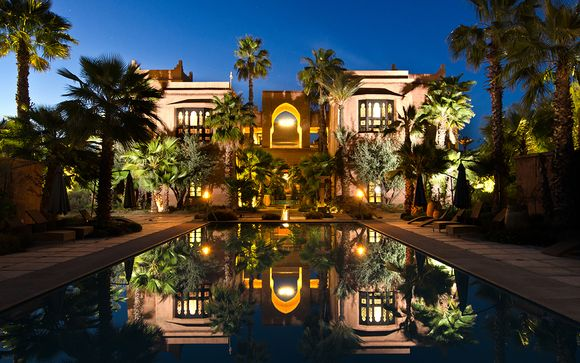 Marruecos Marrakech - Tigmiza Suites & Pavillons 5* desde 150,00 €