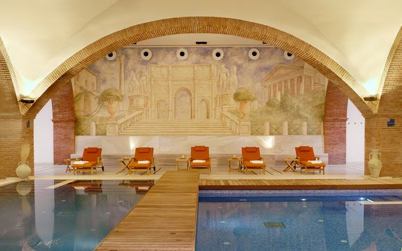 Barcelona - Hotel Blancafort Spa Termal 4*