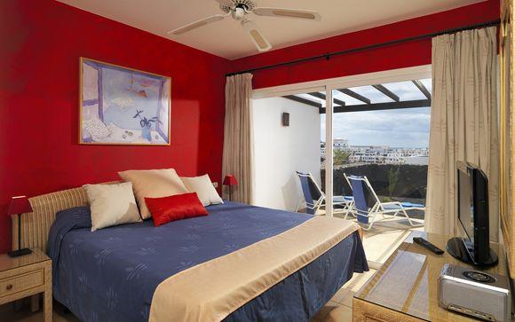Hotel IBEROSTAR La Bocayna Village 4*