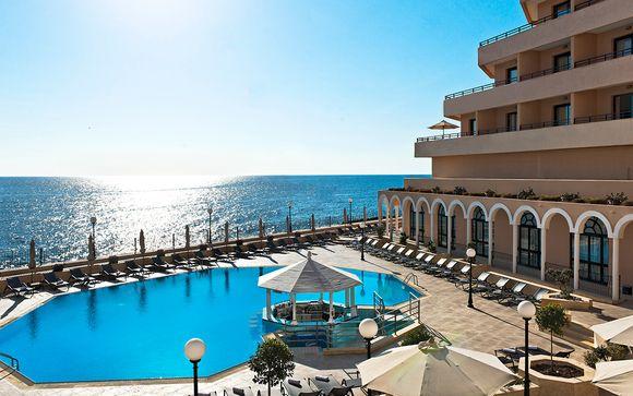 Malta St Julian's - Radisson Blu Resort, Malta St. Julian's 5* desde 192,00 €