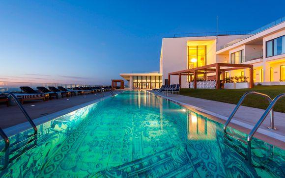 Portugal Óbidos - Evolutee Hotel do Royal Óbidos Spa & Golf Resort 5* desde 120,00 €