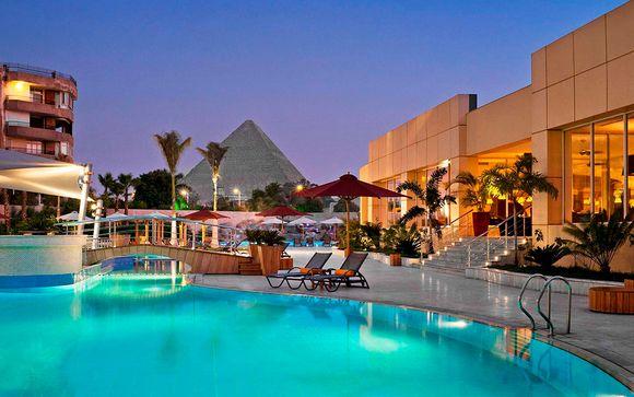 Egipto El Cairo - Descubre Egipto con Meridien 5* desde 780,00 €