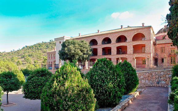 Hotel Jardines de la Santa 4*