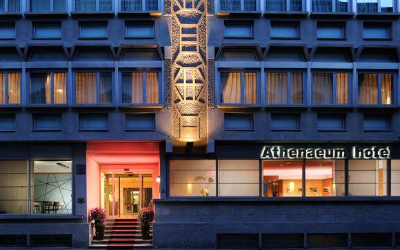 Athenaeum Personal Hotel 4*