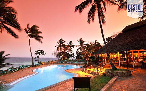 Kenia Diani Beach - Baobab Beach Resort 4* desde 542,00 €