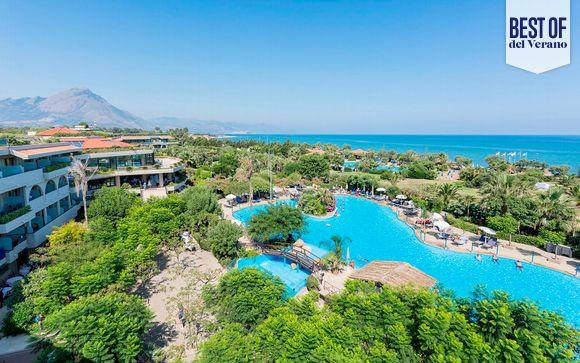 Italia Campofelice di Roccella - Fiesta Sicilia Resort 4* desde 239,00 €