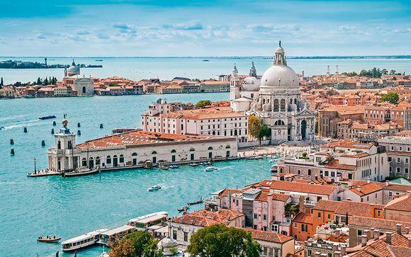 Italia Venecia - Savoia & Jolanda 4* desde 62,00 €