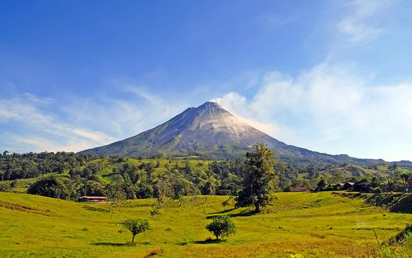 Impresionante Costa Rica