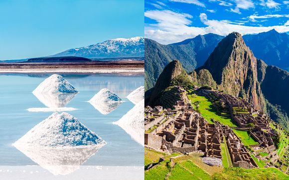 Lo mejor de Bolivia y Perú