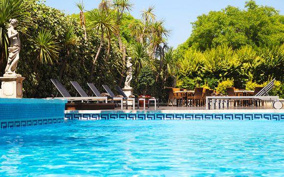 Hotel Augusta Club & Spa 4* - Solo Adultos