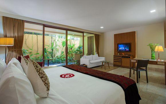 Hotel Komaneka at Rasa Ubud 4*