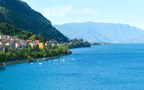Italia Como - Albavilla Hotel & Co 4* Sup desde 29,00 €