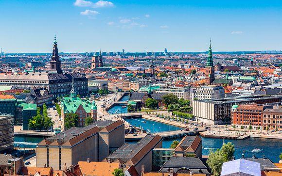 Recorrido cultural por Copenhague y Oslo con ferry nocturno