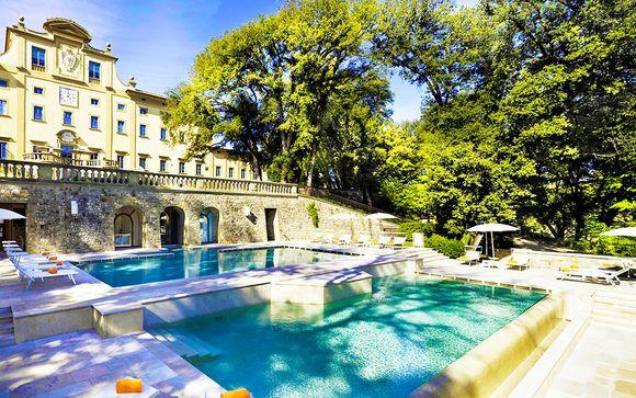Italia Florencia - Villa Le Maschere 5* desde 119,00 €