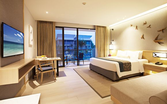 Bangsak Merlin Resort 5*
