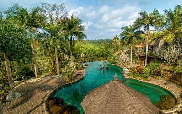 Combinado The Payogan Villa 5* y The Leaf Jimbaran 5*