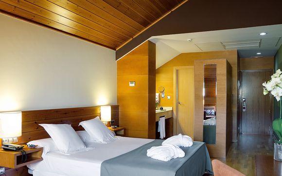 Hotel Oca Augas Santas Balneario 4*