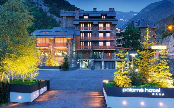 Hotel Palomé 4*