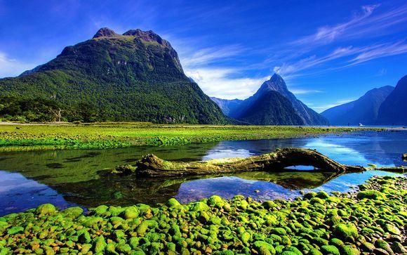 Autotour por Nueva Zelanda