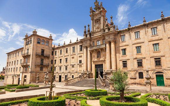 Santiago De Compostela - Hotel Oca Puerta del Camino 4*