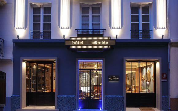 Hotel Comète Paris
