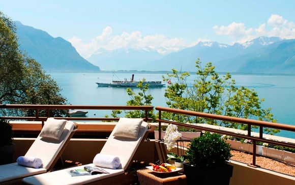 Royal Plaza Montreux and Spa 5*