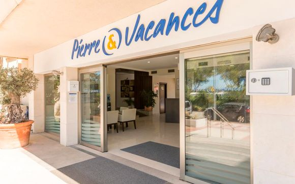Hotel Salou Beach by Pierre & Vacances 4*