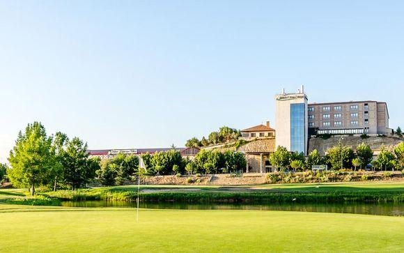 Salamanca Forum Resort - Hotel Doña Brígida 4*