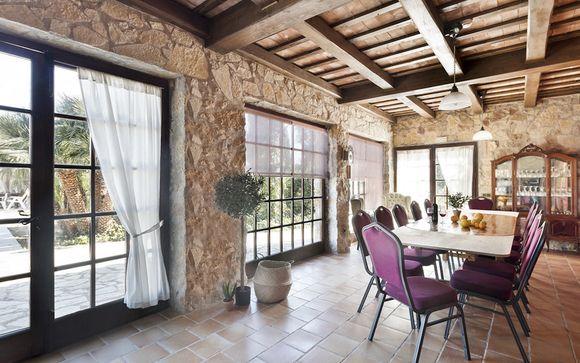 La Casa Rural Vinyes de l'Empordà le abre sus puertas