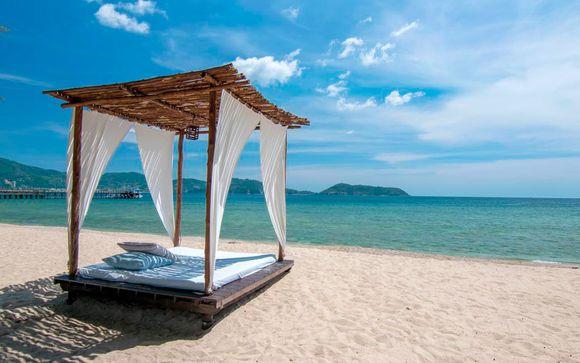 Espectacular capital y relax en el paraíso con vuelos