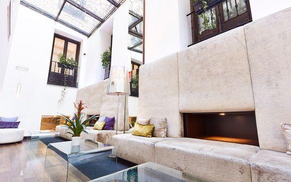 Elegancia y confort con acceso a spa en una ubicación ideal