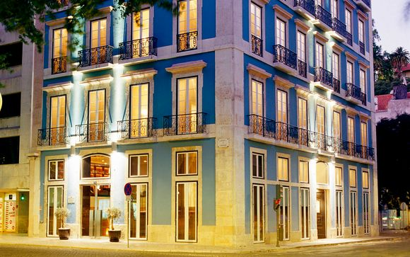 Hotel Heritage Avenida Liberdade 4*