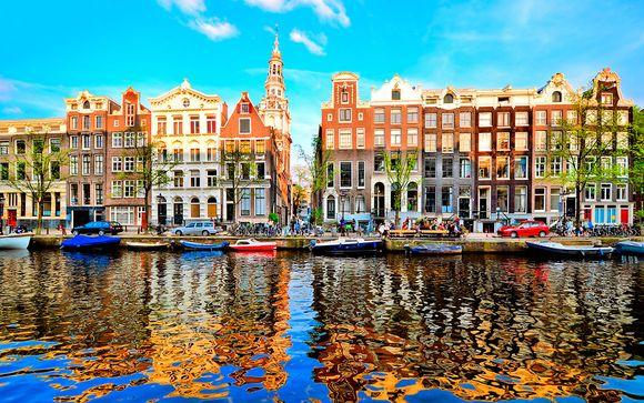 Un toque de modernidad en la capital holandesa