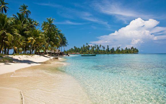Combinado Crowne Plaza 4* y The Westin Playa Bonita 4*
