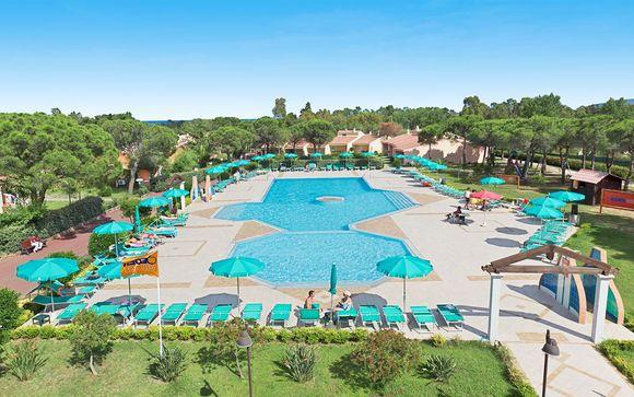 Hotel Club Li Cupulatti 4*