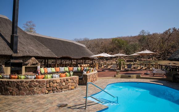 Sebatana Lion Lodge 5*