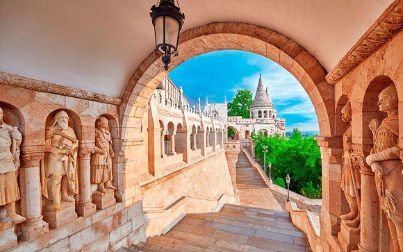 Estilo contemporáneo en la hermosa capital húngara