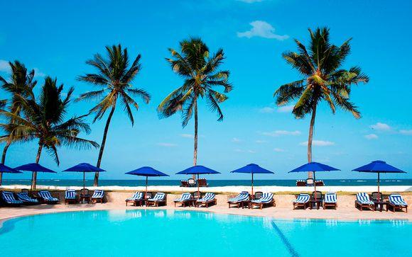Jacaranda Indian Ocean Beach Resort 4*