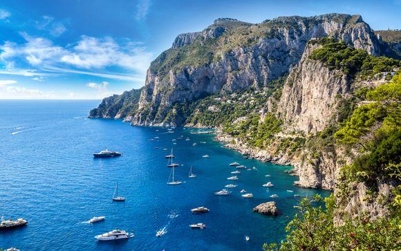 Descubre 3 increíbles islas italianas en 8 días