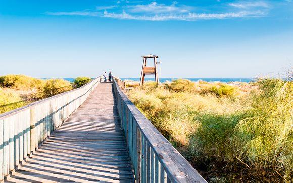 Apartamento a escasos minutos de la playa