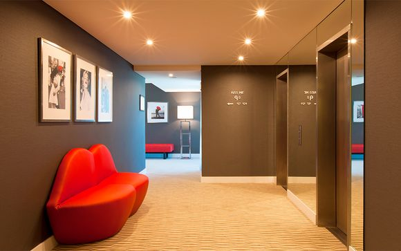 Lutecia Smart Design Hotel 4*