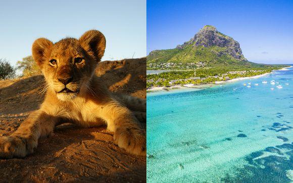 Aventura en Sudáfrica y estancia en  Radisson Blu Azuri 4*
