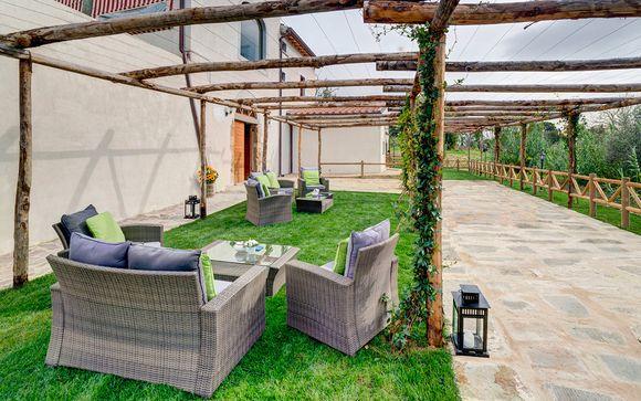 Villa Tolomei Hotel & Resort 5*