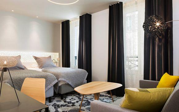 Hotel Chavanel 4*