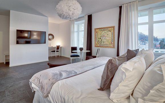 Grand Hôtel Belfry 4*
