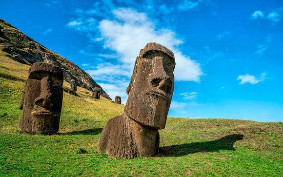Chile Isla de Pascua - Chile Esencial con Isla de Pascua desde 1.755,00 €