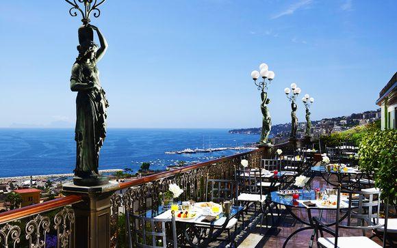 Lujo clásico y magníficas vistas sobre la bahía