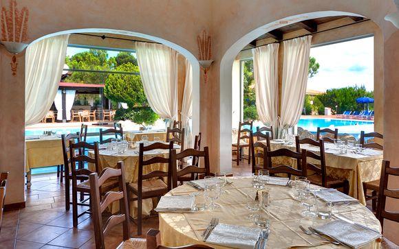 Colonna Hotel Du Golf 4*