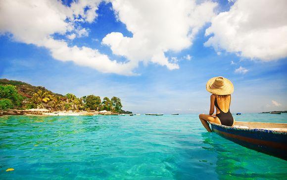 Desa Visesa Ubud 4*, Lembongan Beach 4* y Dancing Villas 5*
